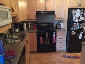 LOOKING TO SHARE A 2 BEDROOM APT. PET FRIENDLY