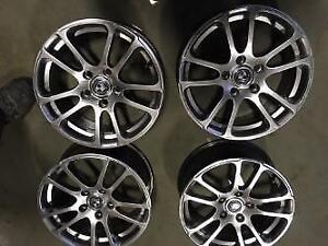4 mags BBW (Bad Boy Wheels) 16 pouce direct fit pour Honda 5x114.3 taxe incluse!
