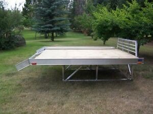 Lightweight Performance Sled Deck Edmonton Edmonton Area image 1