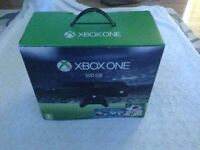 Mint Condition Xbox One 500GB-WITH RECEIPT!!!