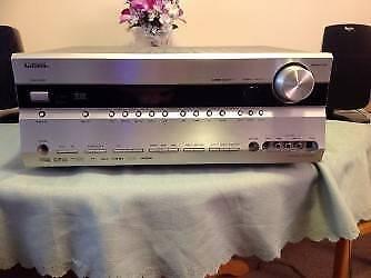 Onkyo suround sound system 8/1 Mod SP706
