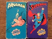 Antique VHS Tapes (Super Powers Collection) (NTSC)