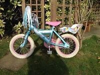 """Girls Silverfox Bike """"Sweetie"""""""