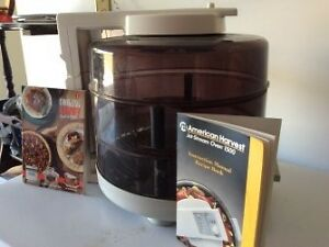 convection oven and pyrex pots