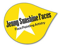 London Face Painter / Facepainting- Jenny Sunshine Faces