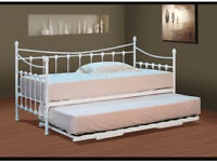 amy day bed and pull out(white)