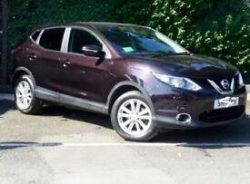 Nissan Qashqai 1.5 dci Acenta Premium 5 dr 2014