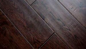 SOLID HAND-SCRAPED OAK - FROM $3.69