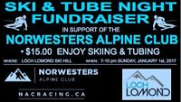 Cheap Ski and Tube Night Fundraiser sponsored by TBT Engineering