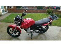 Yamaha YBR 125cc 2011 Runs and rides sweet!