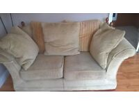 2 seater sofa x 2 free to a good or bad home (they aren't too picky)