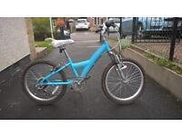 Girl's Mountain Bike - Second hand, Good Condition