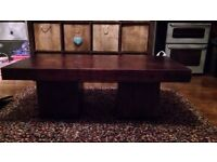 Lovely wooden coffee table