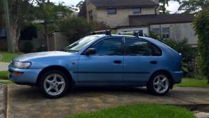 1996 Toyota Corolla Hatchback Roseville Chase Ku-ring-gai Area Preview