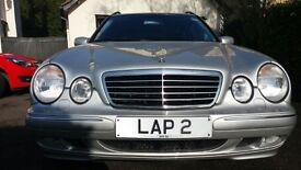 Mercedes Avant-garde Estate. ONE owner, FULL Merc history, UNDER 25K..IMMACULATE! inside and out.