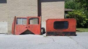 Willys Jeep Hard Top & Doors