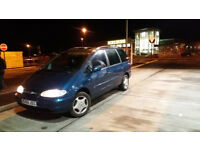 Ford GALAXY 7 seat Automatic year (w) Reg 2000 Ghia £650 o. n. o