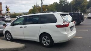 2016 Toyota Minivan, Van Kingston Kingston Area image 2