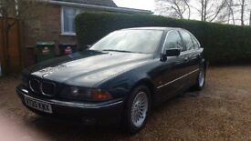 BMW 523i good condition, fantastic drive, new brakes all round