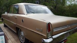 1966 Chevy 11 Nova located in Yorkton (from an estate)
