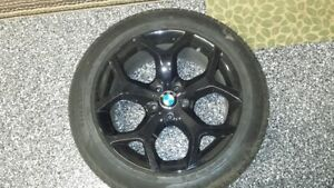 Winter rims and tires for X5 or X6M