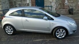 2008 vauxhall corsa 1.4 design 83k miles mot sept 2017 serv history excellent condition £2200 ono