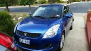 August 2012 automatic Suzuki Swift Hatchback - one owner REDUCED Monash Tuggeranong Preview