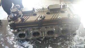 Kazasaki ultra 250x tête de moteur et valve