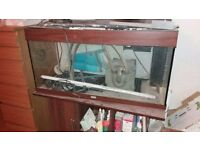 Jewel marine fish tank