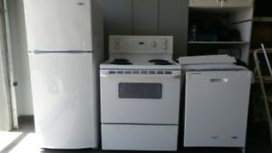 all listed appliances  for $455