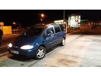 Ford GALAXY 7 seat Automatic year (w) Reg 2000 Ghia £650 o. n. o