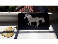 Brand new Wren monochrome purse