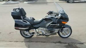BMW 1200 LT Touring bike