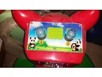 5 commercial use soft play electric ride on token cats