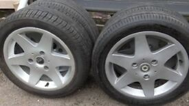 Smart car Alloy wheels & tyres