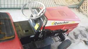 Rover Rancher Ride on mover Beachmere Caboolture Area Preview