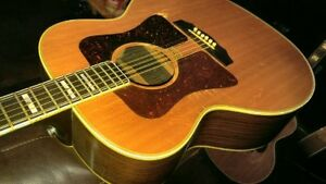 Guild J55 Acoustic With Pickup Peterborough Peterborough Area image 4