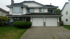 beautiful 4bd home for rent in Cloverdale. available immediately