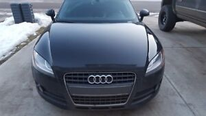 2008 Audi TT Coupe price drop and willing to trade