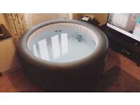 Lay Z Spa Palm Springs HydroJet Hot Tub