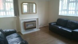 Newington Green N16 Partly furnished 3 bedroom double flat with balcony and use of communal garden