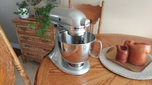 Kitchen Aid standing Mixer.