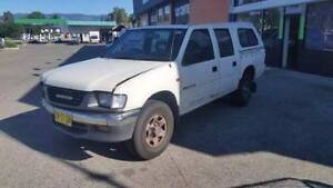 98 Holden Rodeo, Dual Cab, 3.2L V6 Auto, Canopy. NOW DISMANTLING Wollongong Wollongong Area Preview