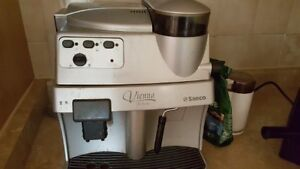 saeco automatic espresso maker for parts only