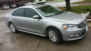 2013 Volkswagen Passat TDI Very LOW KM