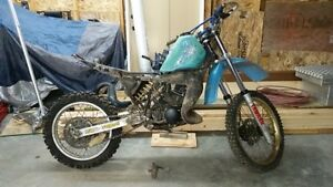 Yamaha IT200/250 Wanted for PARTS