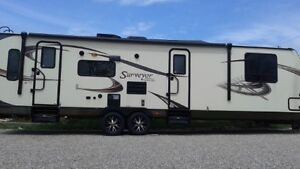 For Sale 2013 37ft Forest River Surveyor Anniversary Edition
