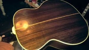 Guild J55 Acoustic With Pickup Peterborough Peterborough Area image 3
