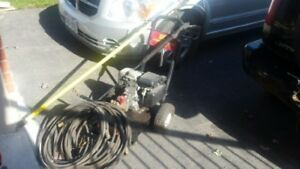 Honda 5.0 GC160 Gas Pressure Washer with Extending Wand