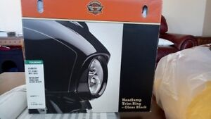 Headlight Trim ring Gloss Black